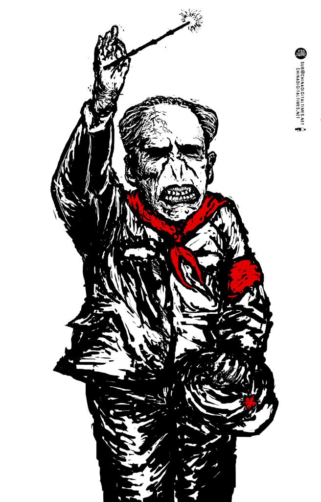 嗨历史 | 原公安厅长揭秘:三年大饥荒为何没有出现大规模动乱