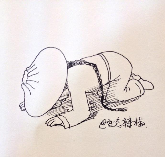 时政漫画家变态辣椒疑遭当局全面封杀