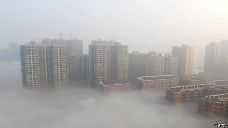 BBC 中国能复制伦敦的治霾之路吗?