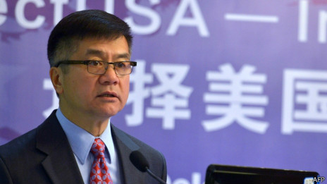 BBC | 骆家辉:中国需要司法独立和言论自由