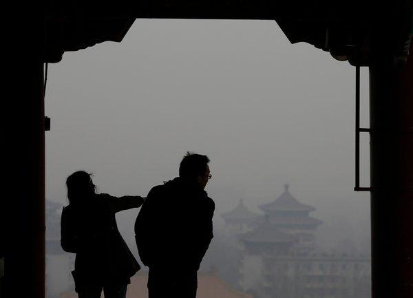 纽约时报 | 北京严重污染 政府删除微博批评声音