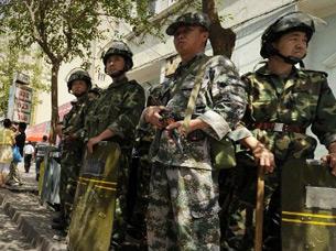 搜狐新闻 | 四天内十省份武警总队主官调整 涉十个省区