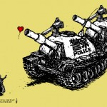Vicsforum   李怡:非暴力抗爭遇到作惡無底線的強權
