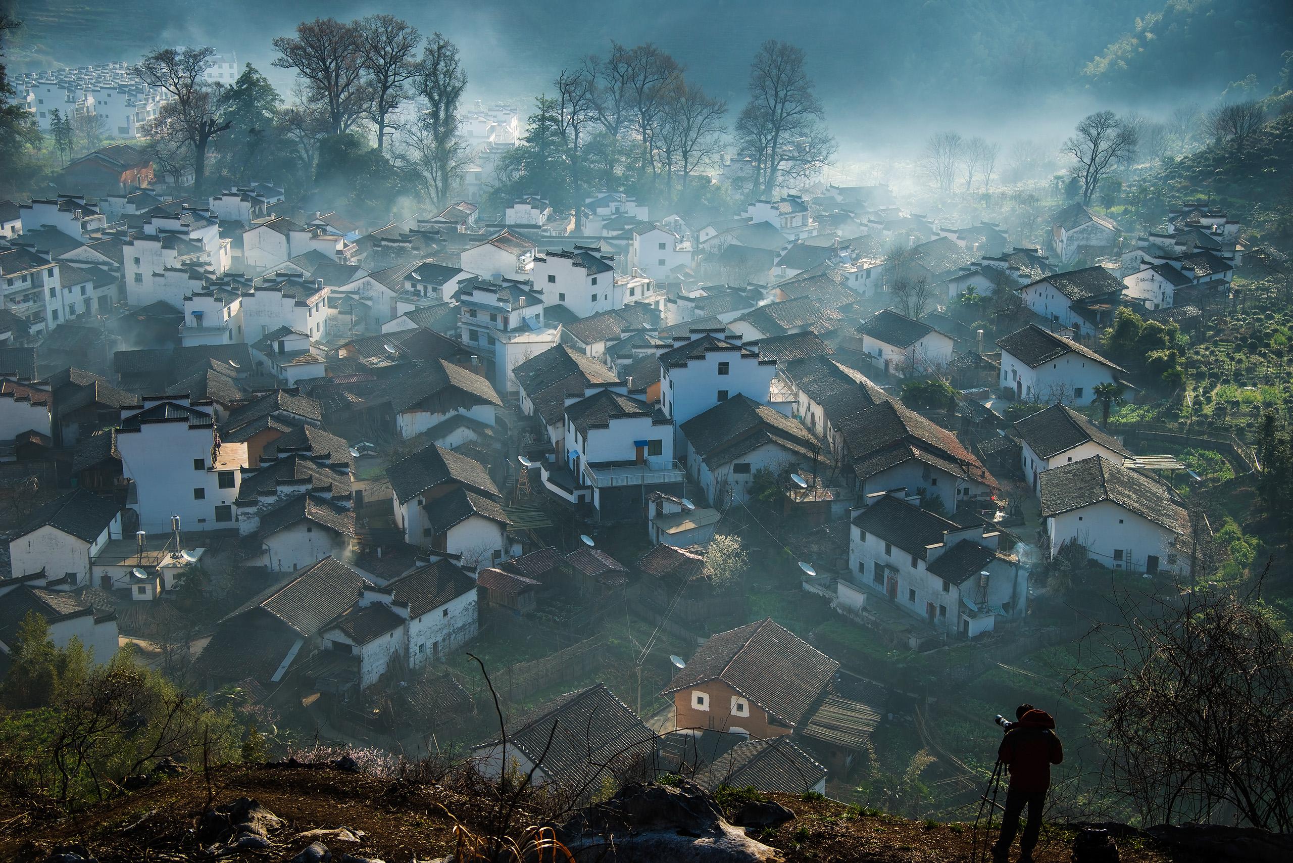 纽约时报 | 支离破碎的乡土中国