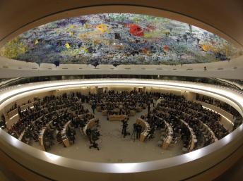 法广 联合国决议追究朝鲜侵犯人权 中国反对