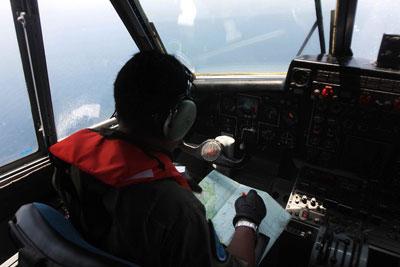 网易环球 | 马军方:马航客机失踪前曾折返到马六甲海峡