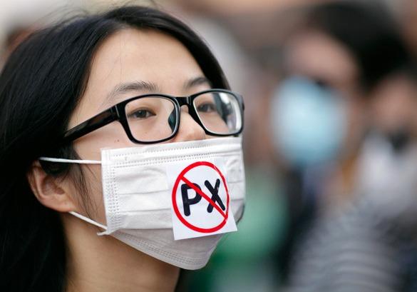 新京报|茂名PX事件前的31天:部分单位被要求签署承诺书