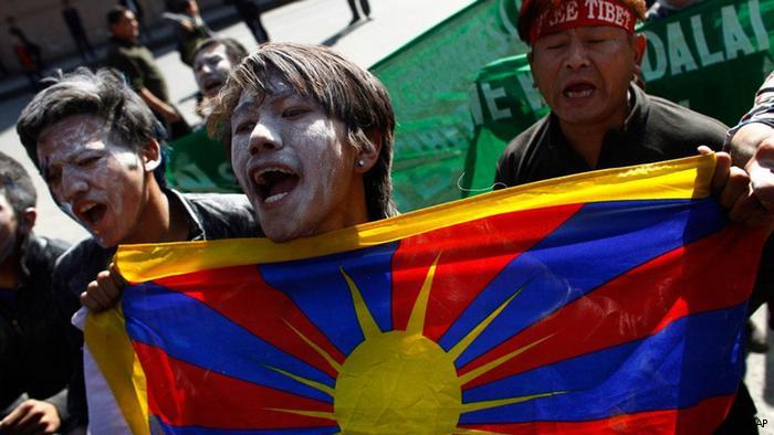 德国之声 | 尼泊尔:在中国的影子里管制藏人