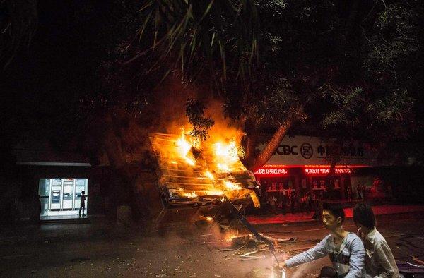东网|秦余:中国式抗议的黄昏