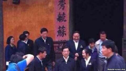 美国之音|胡锦涛敏感时机参访胡耀邦故居