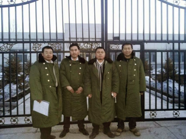关于江天勇律师失踪逾六日的关注声明