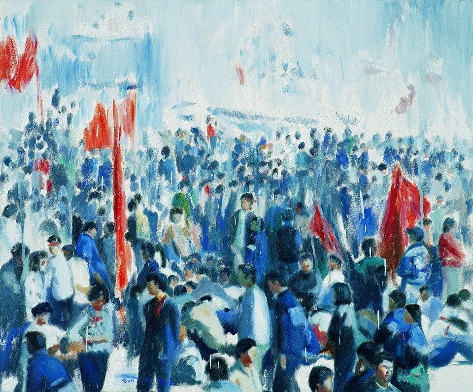 爱思想|陈行之:中国知识分子人格的国家意志切割