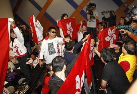 香港獨立媒體|「愛」的政治