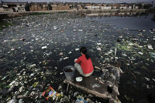网易|央视:全国大多数河道都已进入劣五类水状态