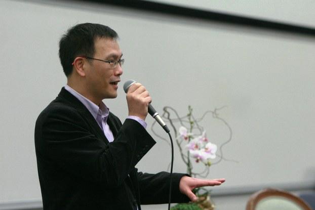 图片:香港中文大学教授周保松原定在中山大学的讲座突遭取消 (网络图片)