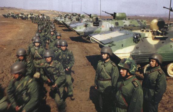 人民日报|陆军第40集团军某旅319人被问责 多人训练造假