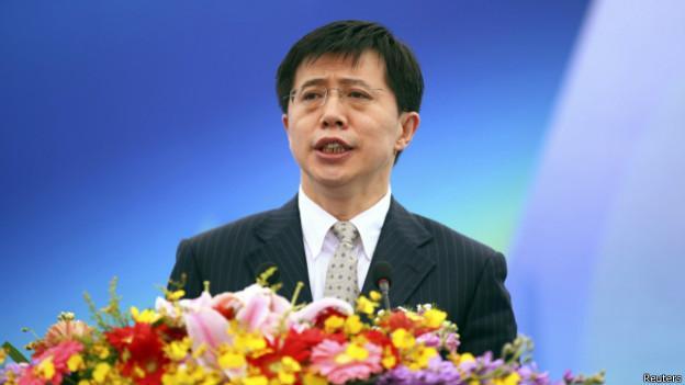 冀文林(见图)等三人都曾担任过周永康的秘书。