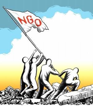 纽约时报|中国调查境外非政府组织在华活动
