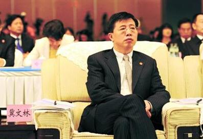 海南省原副省长冀文林