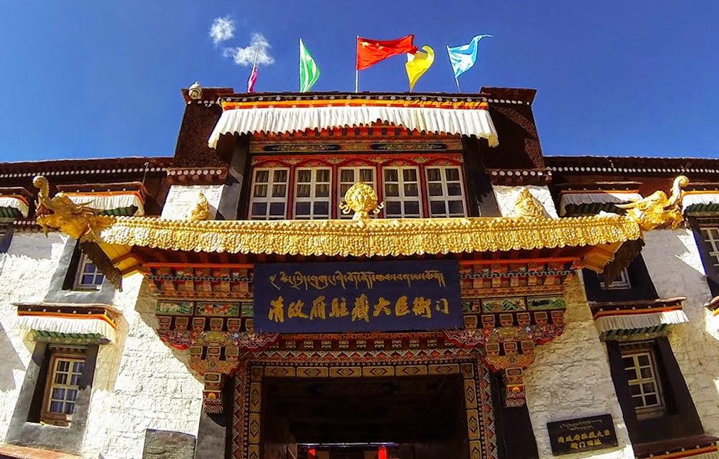 自由亚洲 | 阿坝一藏人自焚抗议身亡 自焚者父亲被传拘