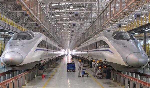 纽约时报 | 中国自称是高铁赢家 美国是笑话