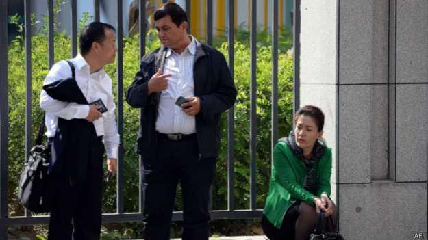 美国之音 | 新疆轮台县暴恐案死亡人数增至50人