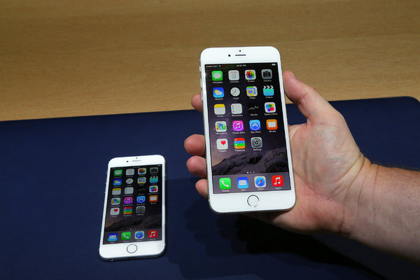 纽约时报 | 中国或因监管原因错过iPhone 6首发