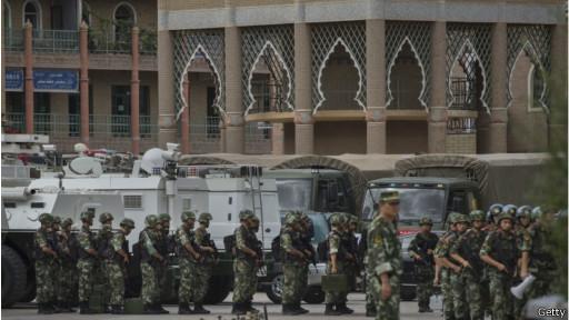 自由亚洲 | 新疆莎车再发生暴恐案数十人伤亡