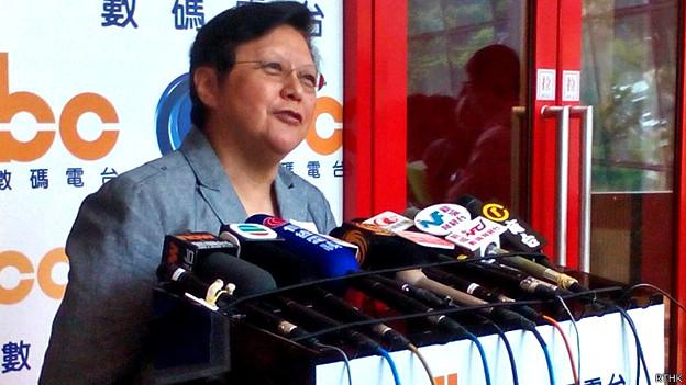 范徐丽泰称香港泛民主派没有学会如何跟北京打交道。