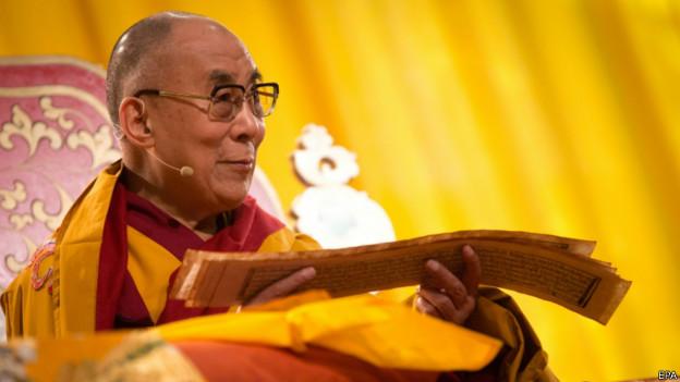 """BBC   中国官媒批达赖喇嘛""""转世制度终结""""言论"""