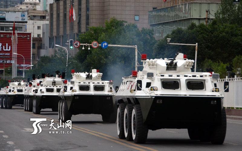 华尔街日报 | 乌鲁木齐鼓励群众反恐 最高悬赏百万