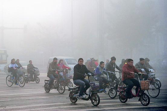 金融时报 | 中国碳排放总量超过欧美之和