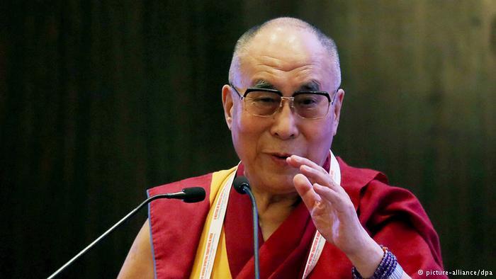 德国之声|达赖喇嘛签证遭拒 诺奖得主峰会被取消