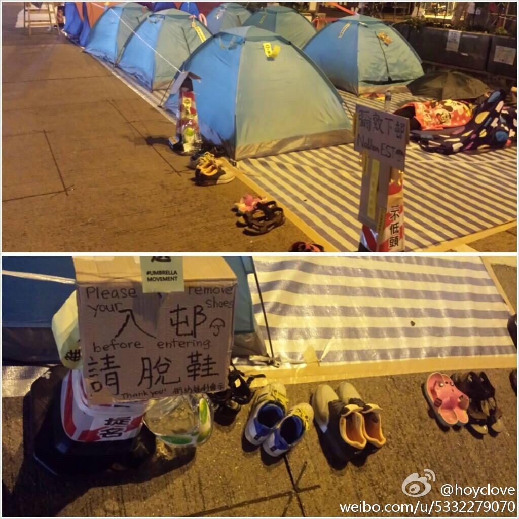 自由亚洲 | 香港示威者感前路茫茫 戴耀廷被指转交巨额捐款港大