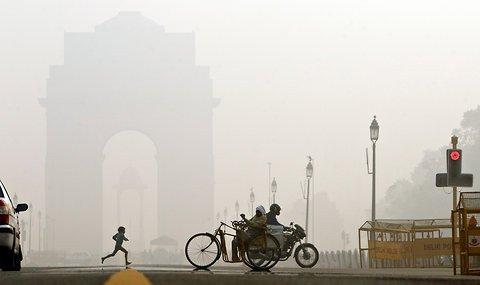 """腾讯话题   """"空气最差20城中国未上榜""""是假的"""