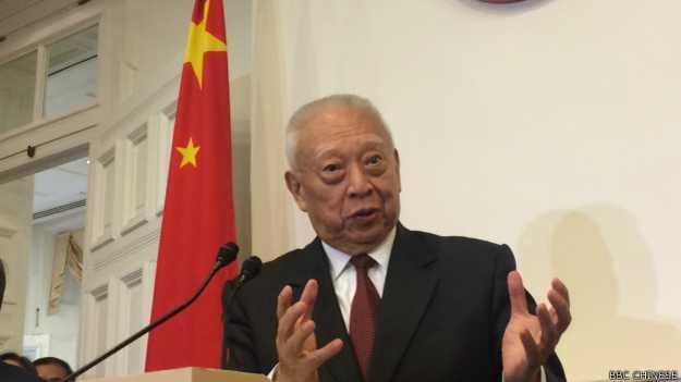 董建华说,不要低估中央对香港的了解。
