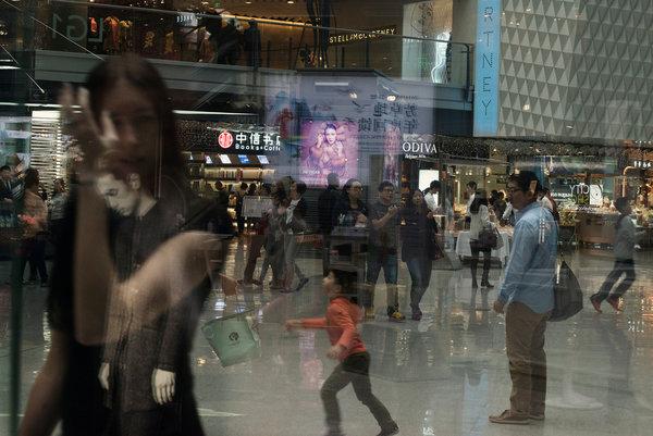 纽约时报   中国经济走势 恰如雾里看花