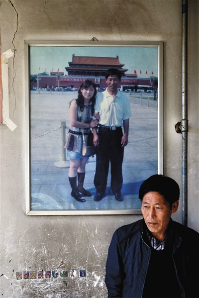 新京报 | 5号线被夹身亡 潘小梅的最后一班地铁