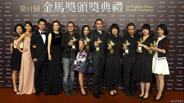 BBC|台湾金马奖:中国连夺大奖惹网友议论