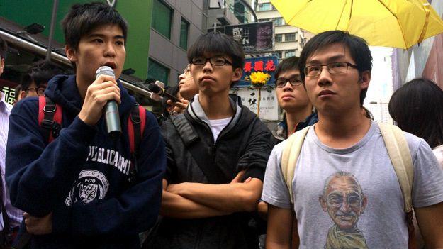 BBC | 港示威者被限制进出旺角为附加保释条件