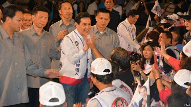 BBC|台湾选举:中国官媒报道冷但微博讨论热