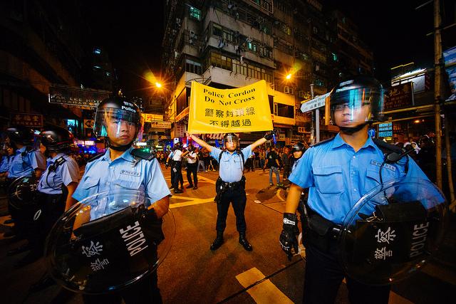 德国之声 | 香港独派人士梁天琦被判暴动罪