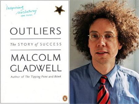马尔科姆•格拉德威尔与他的作品《异类:不一样的成功启示录》