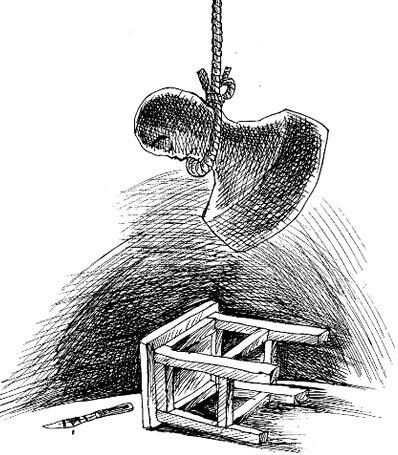 张胡子:中国官员为什么宁可选择自杀也不愿意接受审判