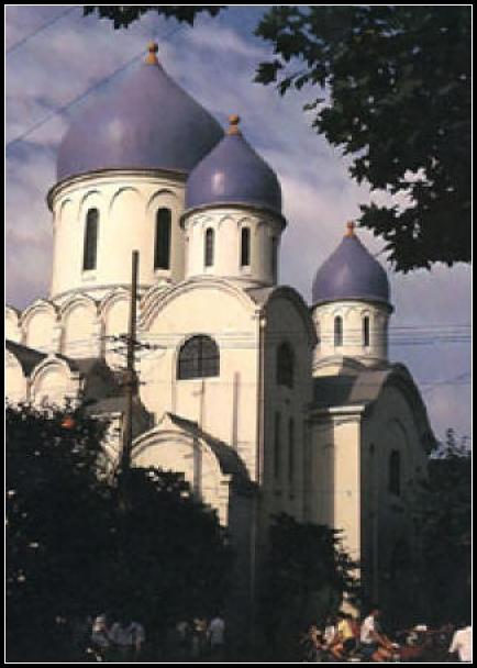 格奥尔基博客|上海:我想寻找东正教教堂