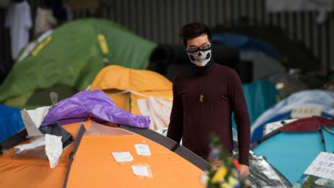 BBC|廖美香:支持佔中,赫然失去的自由