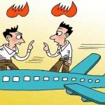 许骥:写给那些大闹飞机的中国乘客们