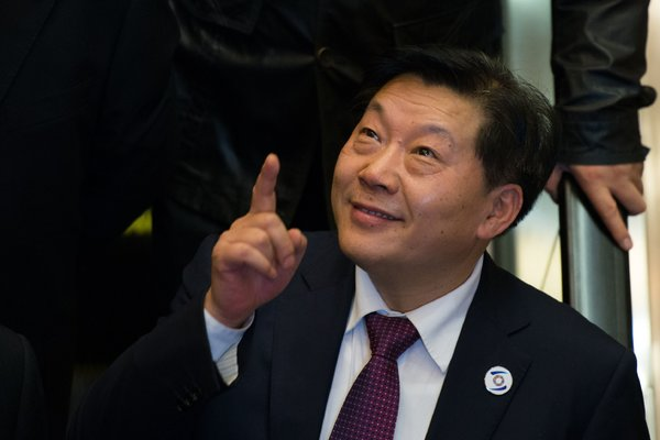 联合早报 | 徐麟接替鲁炜出任国家网信办主任
