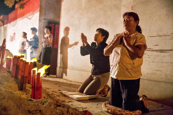 腾讯文化|阎连科:这个村庄是最现实的中国