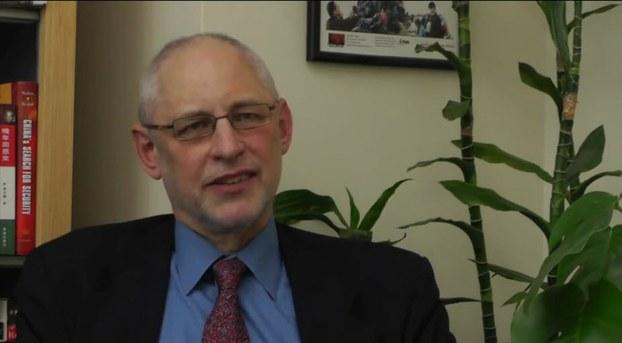美国著名中国问题专家、哥伦比亚大学政治学教授黎安友(Andrew J. Nathan)